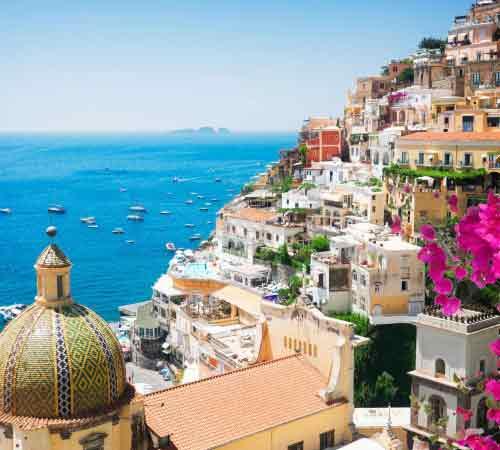 Amalfi Coast, Italy tour, guided tour